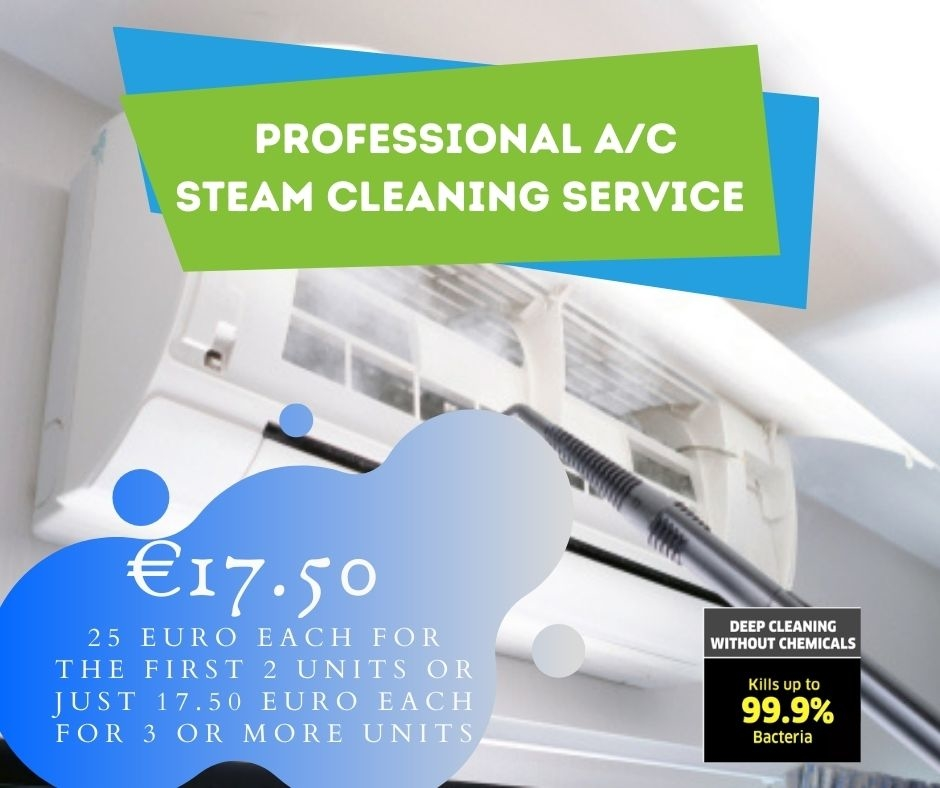 AC Cleaning May Special